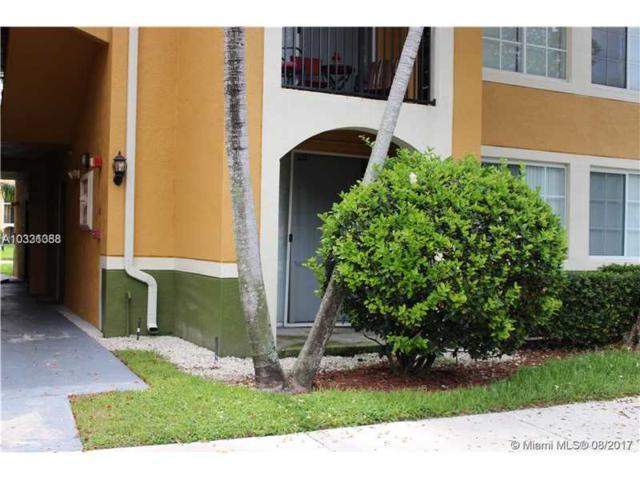 2280 E Preserve Way #107, Miramar, FL 33025 (MLS #A10331388) :: The Chenore Real Estate Group