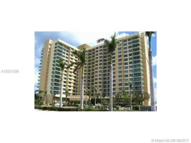 2501 S Ocean Dr #1024, Hollywood, FL 33019 (MLS #A10331590) :: The Chenore Real Estate Group