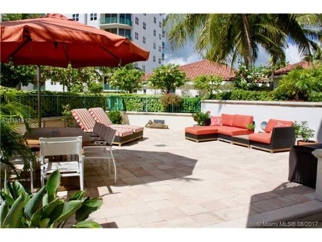 20000 E Country Club Dr #501, Aventura, FL 33180 (MLS #A10331912) :: Green Realty Properties