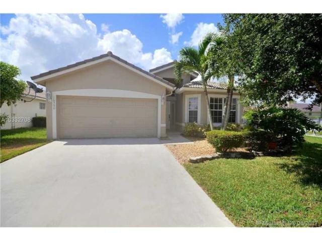 16590 NW 24th St, Pembroke Pines, FL 33028 (MLS #A10332708) :: Green Realty Properties