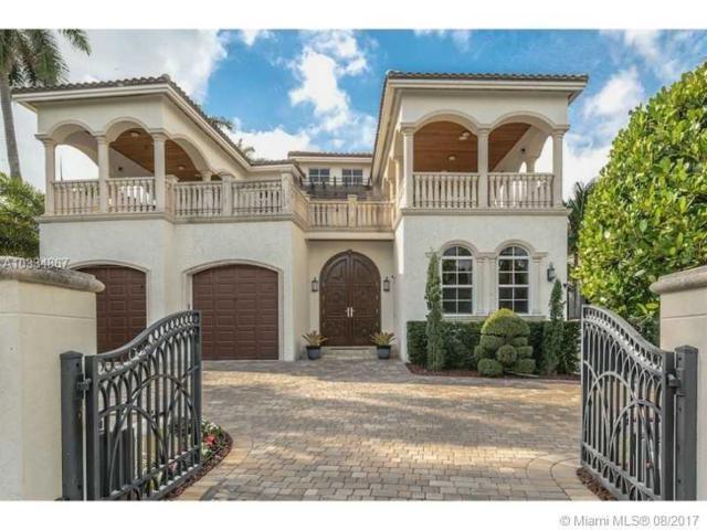 260 S Parkway, Golden Beach, FL 33160 (MLS #A10334867) :: Green Realty Properties