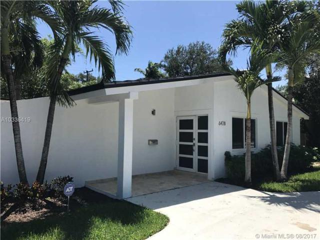 6478 SW 72nd St, South Miami, FL 33143 (MLS #A10336419) :: The Riley Smith Group