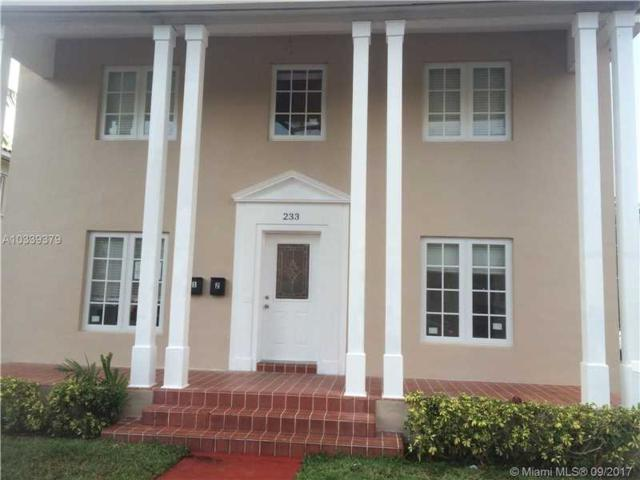 233 Madeira Ave, Coral Gables, FL 33134 (MLS #A10339379) :: The Riley Smith Group