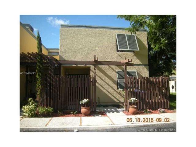 10840 N Golfview Dr #10840, Pembroke Pines, FL 33026 (MLS #A10340231) :: Castelli Real Estate Services