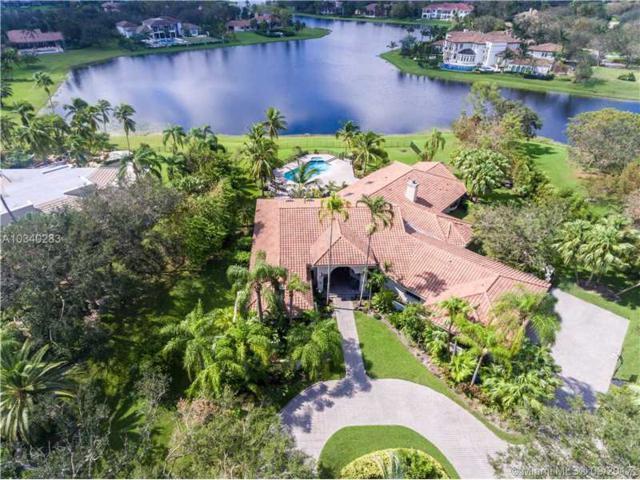 2955 Surrey Ln, Weston, FL 33331 (MLS #A10340283) :: Green Realty Properties