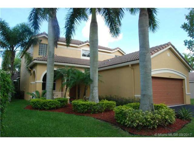 1007 Silktree Ln, Weston, FL 33327 (MLS #A10341127) :: Green Realty Properties