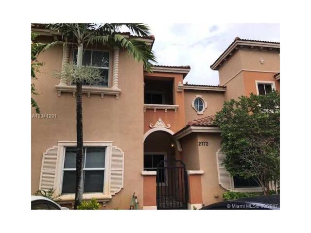 2772 SW 121st Ave #602, Miramar, FL 33025 (MLS #A10341291) :: Stanley Rosen Group