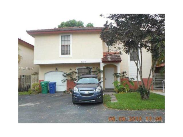 3429 Foxcroft Rd, Miramar, FL 33025 (MLS #A10341517) :: Green Realty Properties