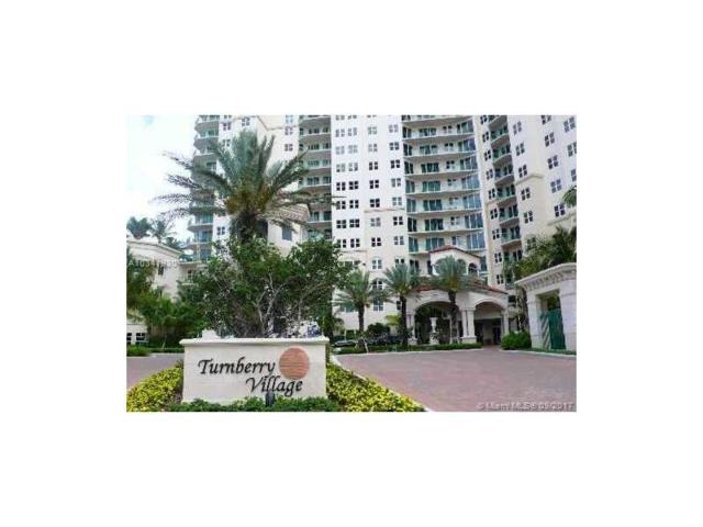 19900 E Country Club Dr #710, Aventura, FL 33180 (MLS #A10341930) :: Green Realty Properties