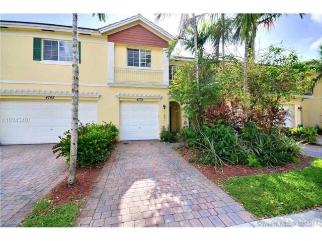 4774 Sundance Way ., Davie, FL 33328 (MLS #A10343401) :: Green Realty Properties