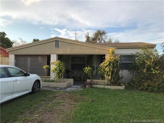 1415 NE 176th St, North Miami Beach, FL 33162 (MLS #A10343830) :: Green Realty Properties
