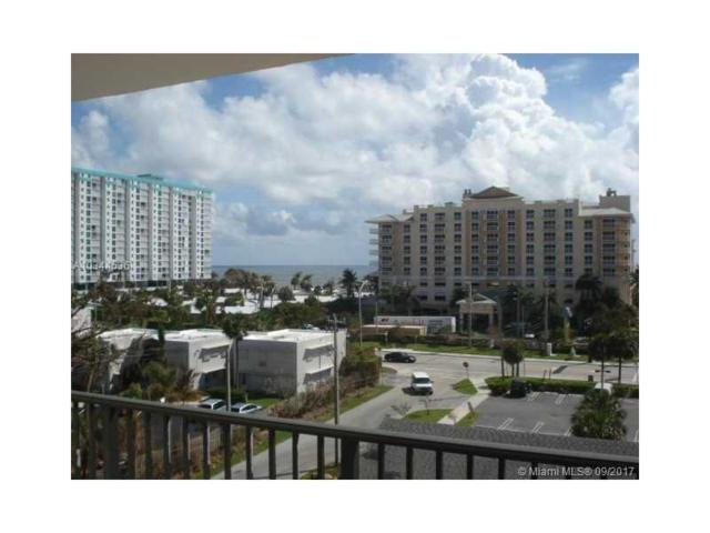 1200 Hibiscus Ave #604, Pompano Beach, FL 33062 (MLS #A10344536) :: Green Realty Properties