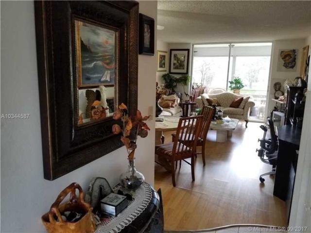 9281 Sunrise Lakes Blvd #210, Sunrise, FL 33322 (MLS #A10344587) :: Green Realty Properties