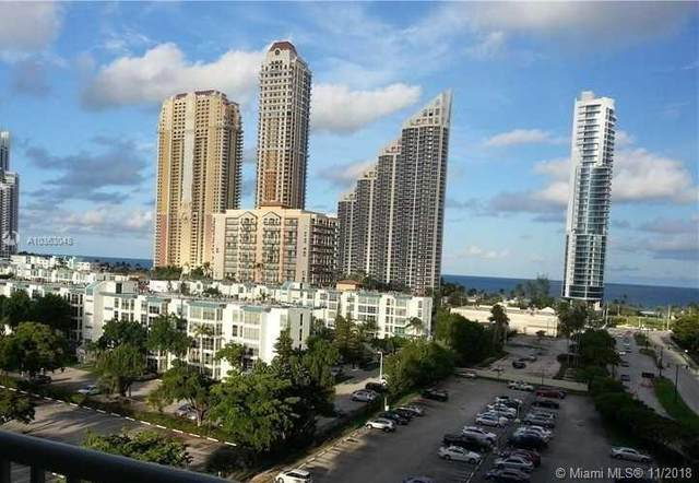 231 174th St #917, Sunny Isles Beach, FL 33160 (MLS #A10363048) :: United Realty Group