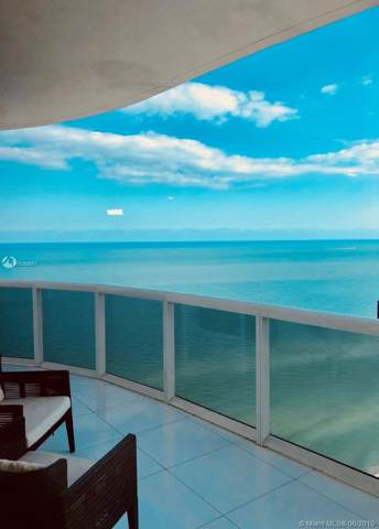 15811 Collins Ave #2602, Sunny Isles Beach, FL 33160 (MLS #A10368557) :: Green Realty Properties