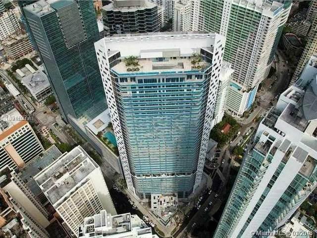 1300 Brickell Bay Drive #2803, Miami, FL 33131 (MLS #A10368953) :: Berkshire Hathaway HomeServices EWM Realty