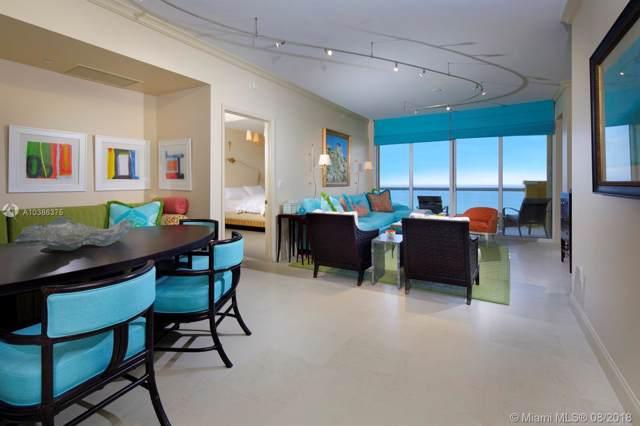 17875 Collins Ave #2305, Sunny Isles Beach, FL 33160 (MLS #A10386375) :: Patty Accorto Team