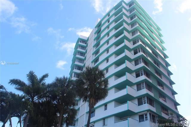 5255 Collins Ave 3C, Miami Beach, FL 33140 (MLS #A10394847) :: The Teri Arbogast Team at Keller Williams Partners SW