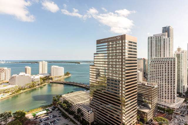 500 Brickell Ave #3601, Miami, FL 33131 (MLS #A10397584) :: Berkshire Hathaway HomeServices EWM Realty