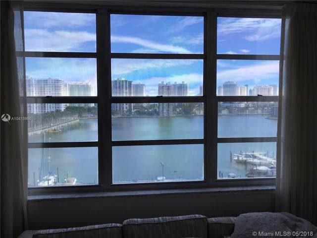2750 NE 183rd St #811, Aventura, FL 33160 (MLS #A10413955) :: Castelli Real Estate Services