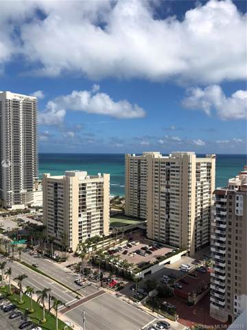1945 S Ocean Dr #2310, Hallandale Beach, FL 33009 (MLS #A10416725) :: The Riley Smith Group