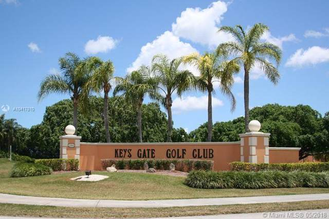 2043 SE 26 LANE #103, Homestead, FL 33035 (MLS #A10417810) :: The Paiz Group