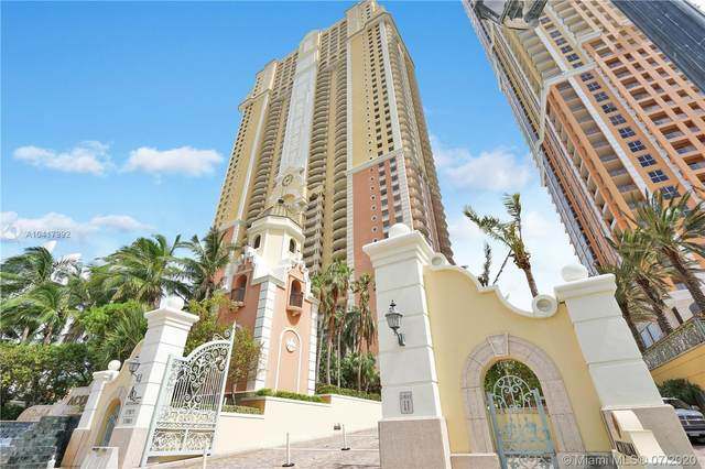 17875 Collins Ave #3605, Sunny Isles Beach, FL 33160 (MLS #A10417992) :: The Pearl Realty Group