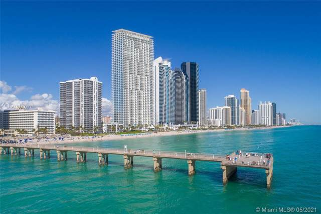 16901 Collins Ave #3905, Sunny Isles Beach, FL 33160 (MLS #A10440387) :: The Rose Harris Group