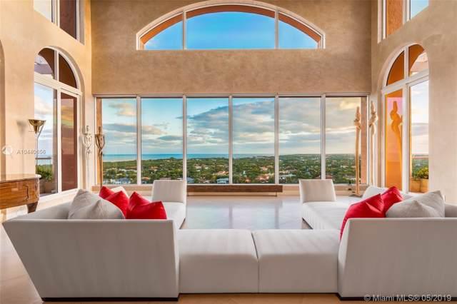 60 Edgewater Dr Ts-A, Coral Gables, FL 33133 (MLS #A10440656) :: Berkshire Hathaway HomeServices EWM Realty