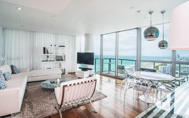 101 20th St #3804, Miami Beach, FL 33139 (MLS #A10465495) :: Green Realty Properties