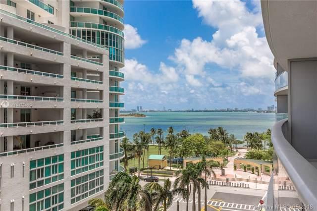 488 NE 18th Street #603, Miami, FL 33132 (MLS #A10473432) :: The Teri Arbogast Team at Keller Williams Partners SW