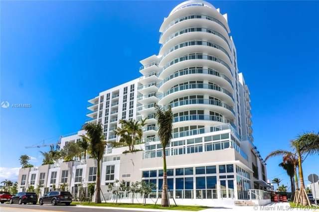 401 N Birch Rd #504, Fort Lauderdale, FL 33304 (MLS #A10474885) :: Carole Smith Real Estate Team