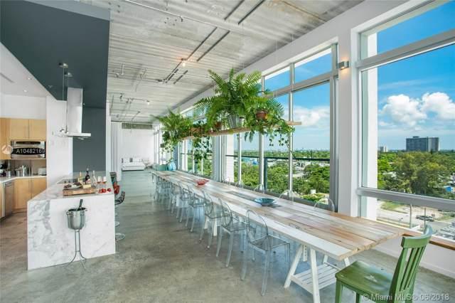 8101 Biscayne Blvd R-705, Miami, FL 33138 (MLS #A10482169) :: Berkshire Hathaway HomeServices EWM Realty