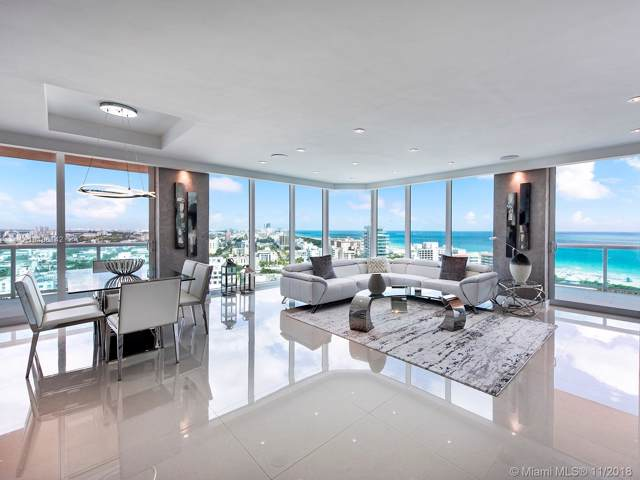 300 S Pointe Dr #2005, Miami Beach, FL 33139 (#A10486142) :: Posh Properties