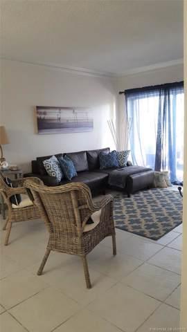 1980 S Ocean Dr 2C, Hallandale Beach, FL 33009 (MLS #A10494154) :: Berkshire Hathaway HomeServices EWM Realty
