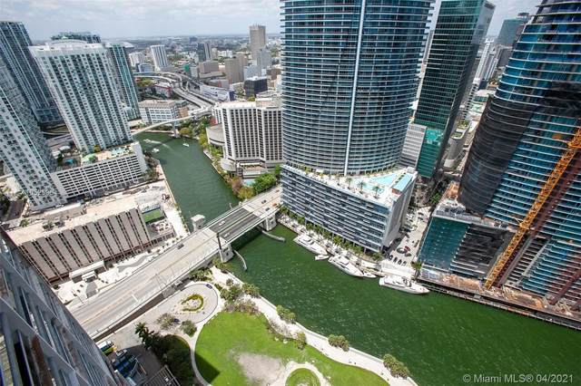 465 Brickell Ave #4406, Miami, FL 33131 (MLS #A10525964) :: The Riley Smith Group