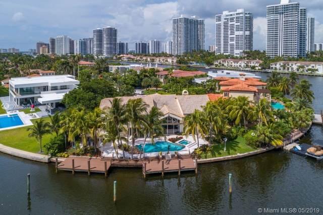 648 N Island Dr, Golden Beach, FL 33160 (MLS #A10529781) :: Green Realty Properties