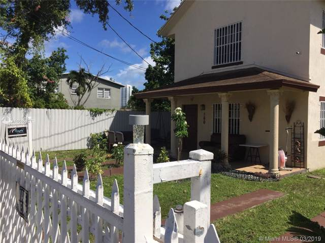 160 NW 27th St, Miami, FL 33127 (MLS #A10532821) :: The Riley Smith Group