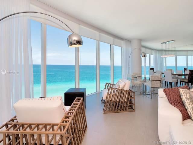 2711 S Ocean Dr #1402, Hollywood, FL 33019 (MLS #A10536728) :: Berkshire Hathaway HomeServices EWM Realty