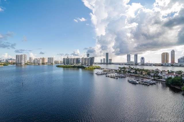 7000 Island Blvd #1005, Aventura, FL 33160 (MLS #A10537787) :: The Teri Arbogast Team at Keller Williams Partners SW