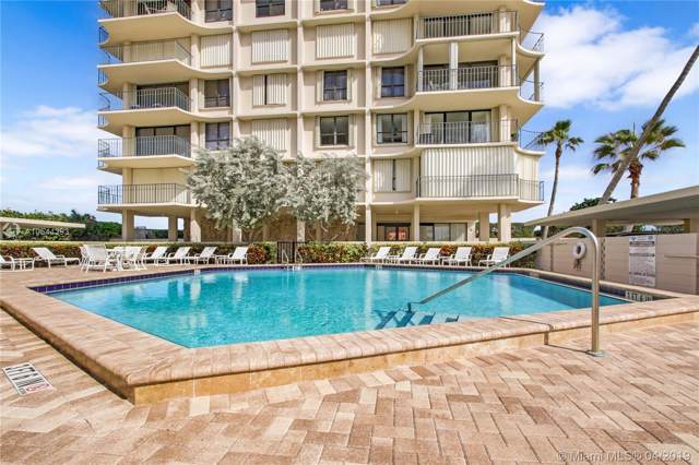 5480 N Ocean Dr A3d, Riviera Beach, FL 33404 (MLS #A10544393) :: Berkshire Hathaway HomeServices EWM Realty
