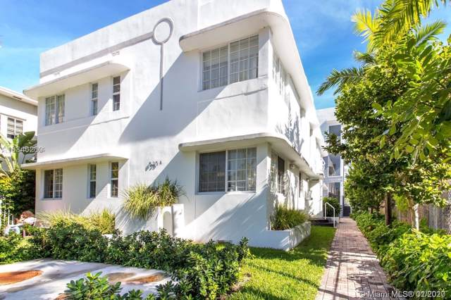825 Michigan Ave, Miami Beach, FL 33139 (MLS #A10546765) :: Castelli Real Estate Services