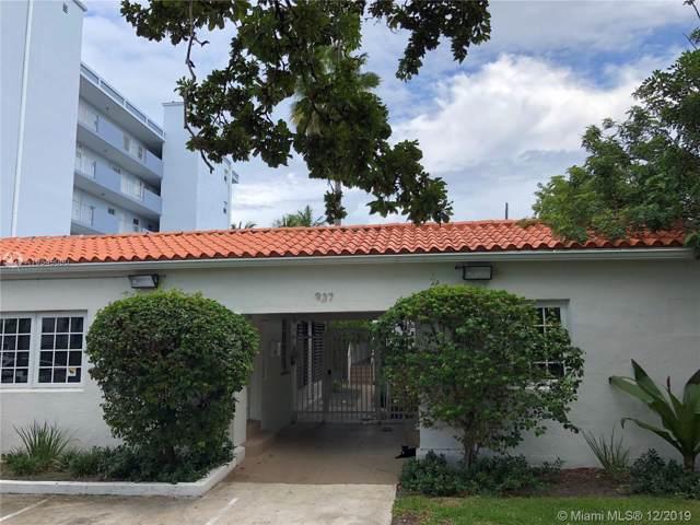 937 Lenox Ave, Miami Beach, FL 33139 (MLS #A10549080) :: Castelli Real Estate Services