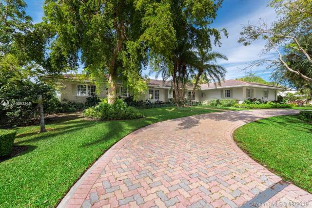 610 Marquesa Dr, Coral Gables, FL 33156 (MLS #A10553919) :: The Adrian Foley Group