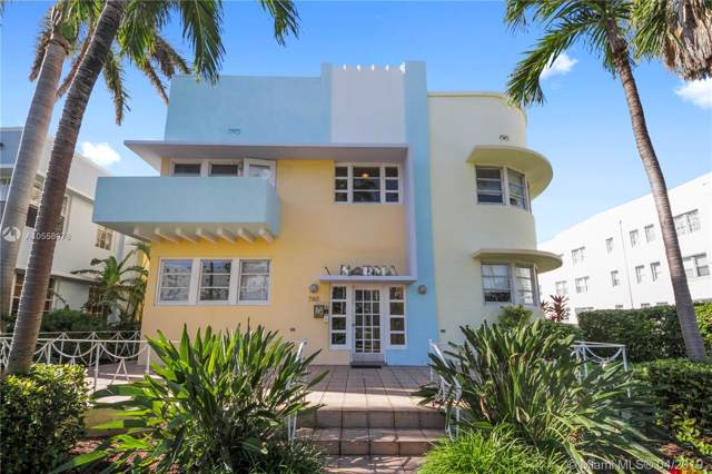 760 Euclid Ave #204, Miami Beach, FL 33139 (MLS #A10558978) :: Grove Properties