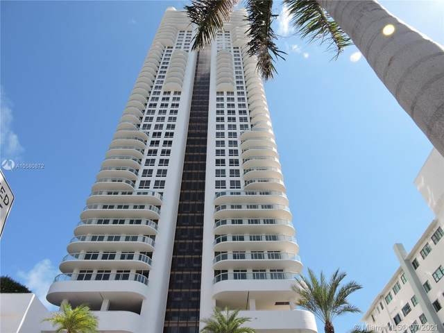 6365 Collins Ave #2403, Miami Beach, FL 33141 (MLS #A10560872) :: Berkshire Hathaway HomeServices EWM Realty
