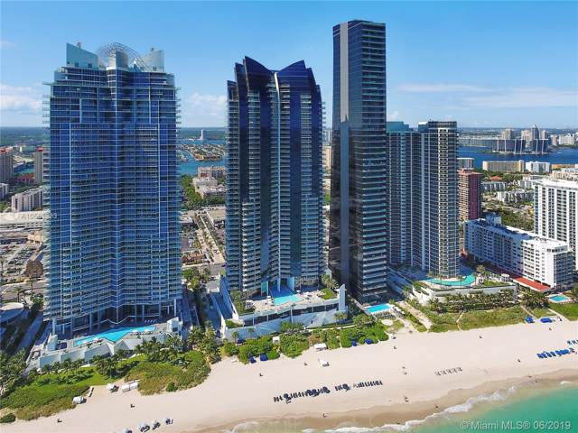 17121 Collins Av #1203, Sunny Isles Beach, FL 33160 (MLS #A10563833) :: Patty Accorto Team