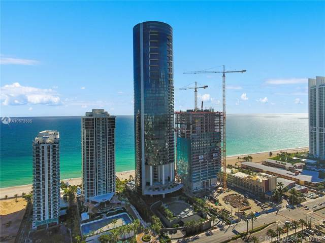 18555 Collins Ave #5101, Sunny Isles Beach, FL 33160 (MLS #A10573385) :: Berkshire Hathaway HomeServices EWM Realty