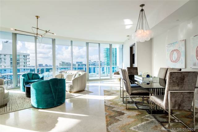 5959 Collins Ave #1201, Miami Beach, FL 33140 (MLS #A10575218) :: Green Realty Properties