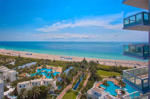 100 S Pointe Dr #1610, Miami Beach, FL 33139 (MLS #A10579397) :: GK Realty Group LLC